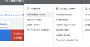 keyword planner google ads